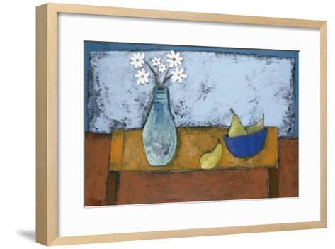 Daisy Still Life-Charlotte Foust-Framed Art Print