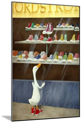 Baby Needs a New...-Will Bullas-Mounted Premium Giclee Print