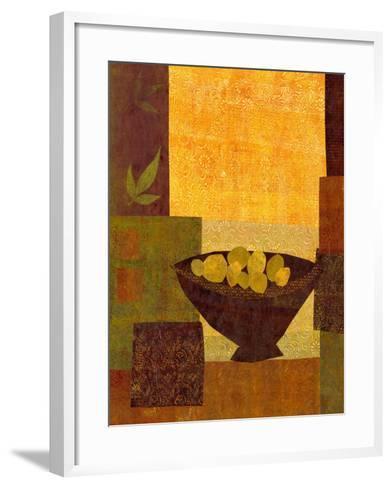 Autumn Reminiscences I-Doris Mosler-Framed Art Print