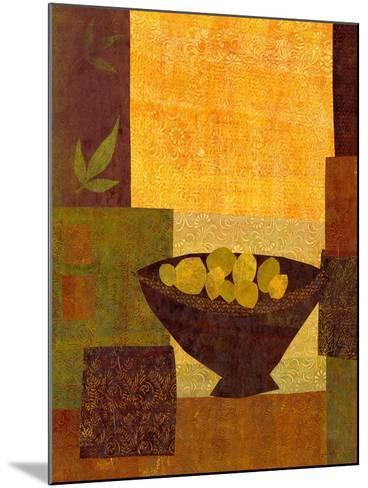 Autumn Reminiscences I-Doris Mosler-Mounted Premium Giclee Print