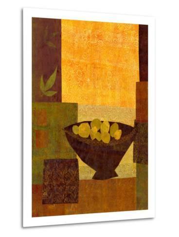 Autumn Reminiscences I-Doris Mosler-Metal Print