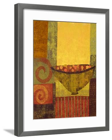Autumn Reminiscences II-Doris Mosler-Framed Art Print