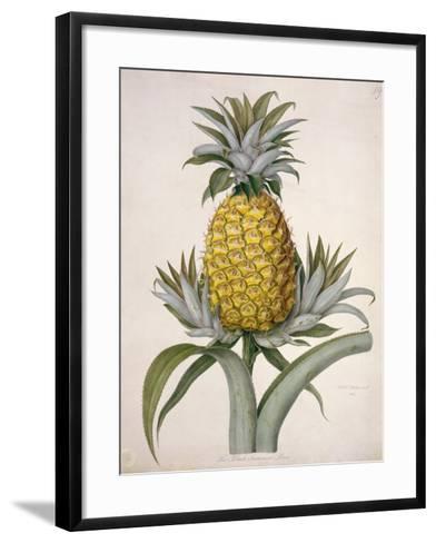 The Black Jamaican-Porter Design-Framed Art Print