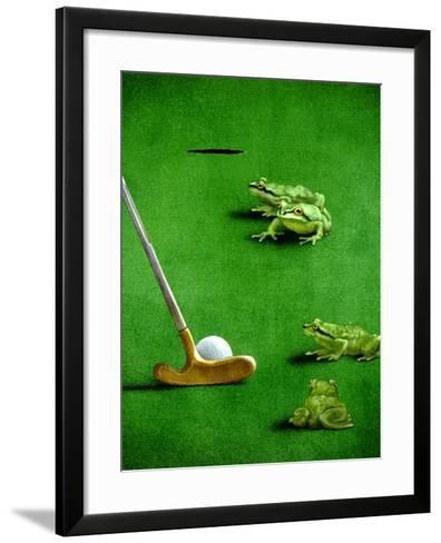 The Gallery-Will Bullas-Framed Art Print