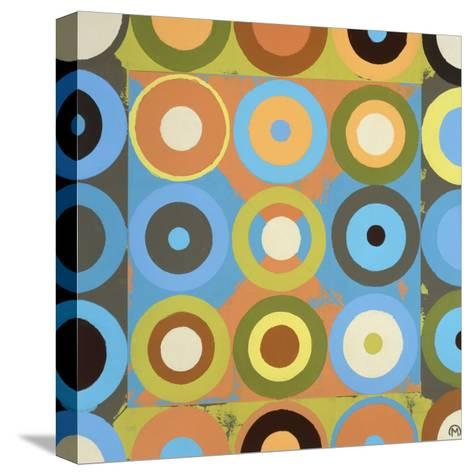 Point in Time 1-Mary Calkins-Stretched Canvas Print