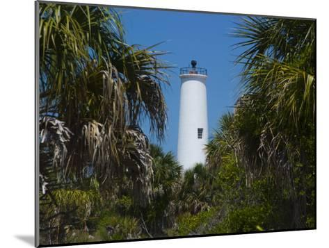 Lighthouse on the Edge of Tampa Bay-Stacy Gold-Mounted Photographic Print