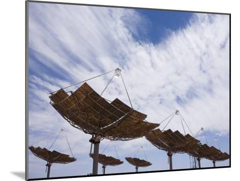 Hermansburg Solar Energy Receiver Array-Stephen Alvarez-Mounted Photographic Print