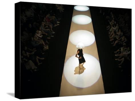 Fashion Show in Singapore-xPacifica-Stretched Canvas Print