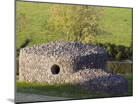 Rock Shelter Near the 5,000 Year Old Newgrange Passage Tomb-Rich Reid-Mounted Photographic Print