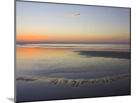 Tide Pools Reflect Dawn's First Light-Jason Edwards-Mounted Photographic Print
