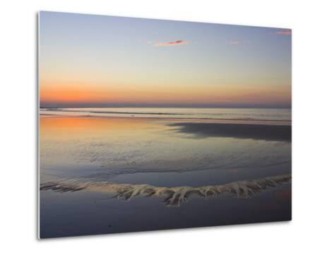Tide Pools Reflect Dawn's First Light-Jason Edwards-Metal Print