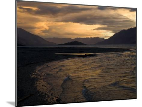 Moody Clouds over New Zealand's South Island-Bill Hatcher-Mounted Photographic Print