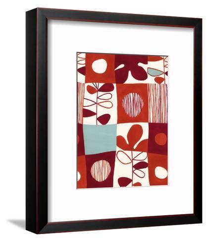 Leaves--Framed Art Print