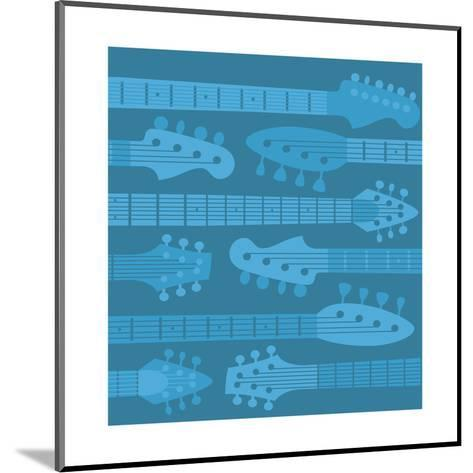 Musical Instruments--Mounted Art Print