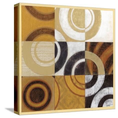 Pulse I-Norman Wyatt Jr^-Stretched Canvas Print