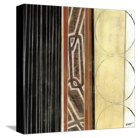 World Culture II-Norman Wyatt, Jr^-Stretched Canvas Print