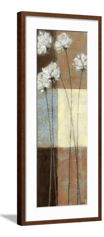 Raku Blossoms I-Norman Wyatt Jr^-Framed Art Print