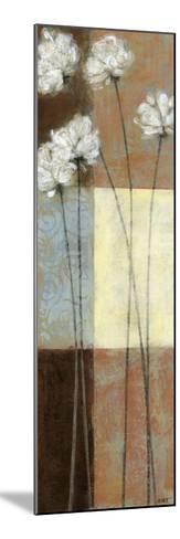 Raku Blossoms I-Norman Wyatt Jr^-Mounted Art Print