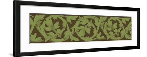 Ivy Frieze I-J.K.. Colling-Framed Art Print