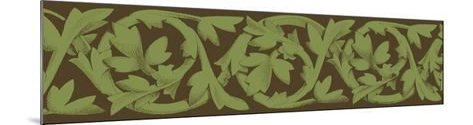 Ivy Frieze I-J.K.. Colling-Mounted Art Print
