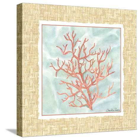 Ocean Coral-Chariklia Zarris-Stretched Canvas Print