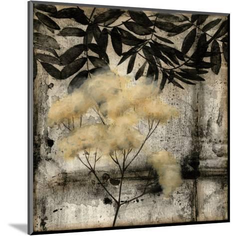 Nature's Breath III-Jennifer Goldberger-Mounted Art Print