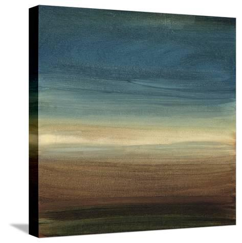 Abstract Horizon IV-Ethan Harper-Stretched Canvas Print
