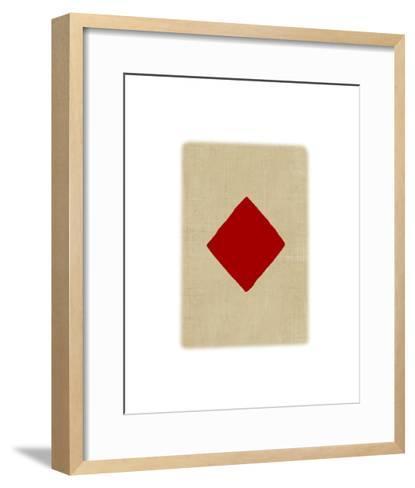 Diamond-Vision Studio-Framed Art Print
