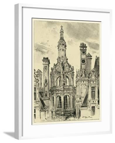 Ornate Facade III-Albert Robida-Framed Art Print
