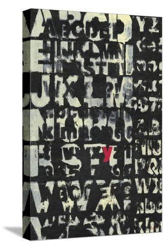 Why-Norman Wyatt Jr^-Stretched Canvas Print