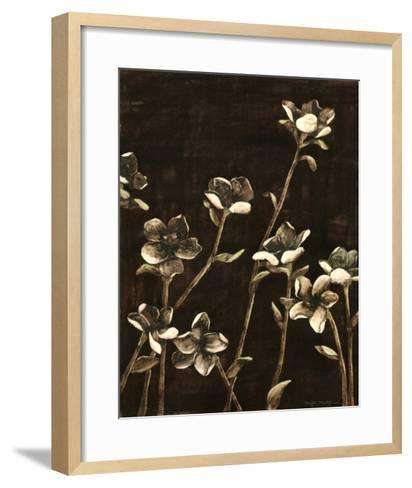 Blossom Nocturne II-Megan Meagher-Framed Art Print