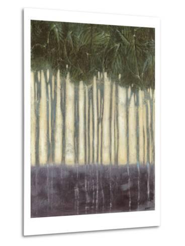 Sunlit Rainforest II-Norman Wyatt Jr^-Metal Print