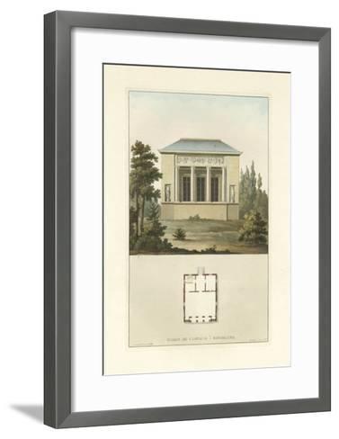 Architectural Detail III-Vision Studio-Framed Art Print