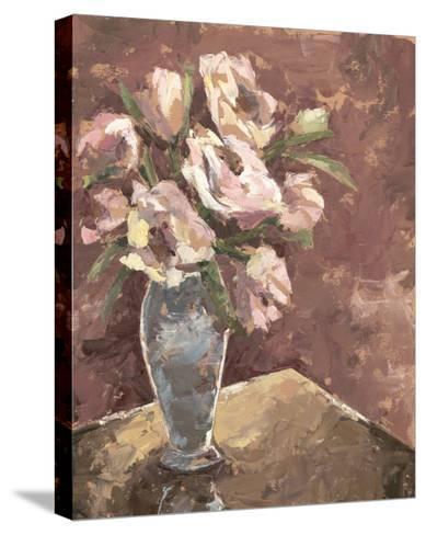 April's Bouquet I-Megan Meagher-Stretched Canvas Print