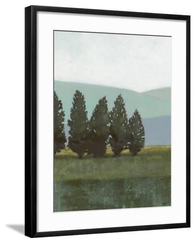 Evergreen I-Norman Wyatt Jr^-Framed Art Print