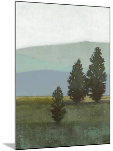 Evergreen II-Norman Wyatt Jr^-Mounted Art Print