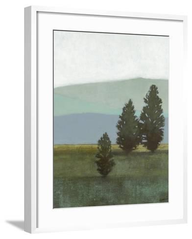 Evergreen II-Norman Wyatt Jr^-Framed Art Print
