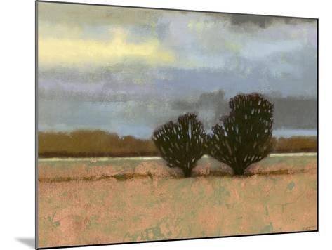 Approaching Storm I-Norman Wyatt Jr^-Mounted Art Print