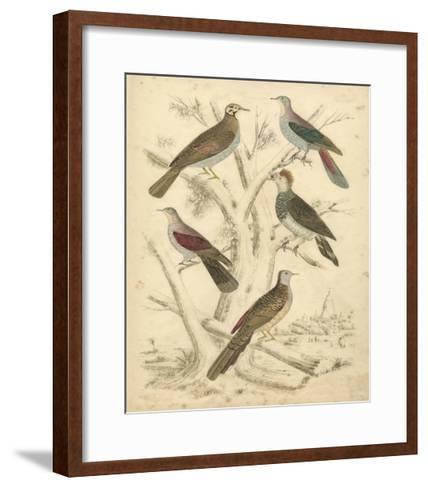 Avian Habitat I-Milne-Framed Art Print