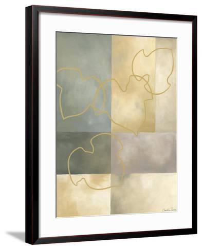 Arbor Leaves II-Chariklia Zarris-Framed Art Print