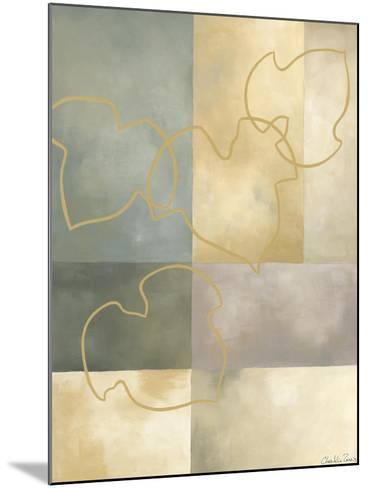 Arbor Leaves II-Chariklia Zarris-Mounted Art Print
