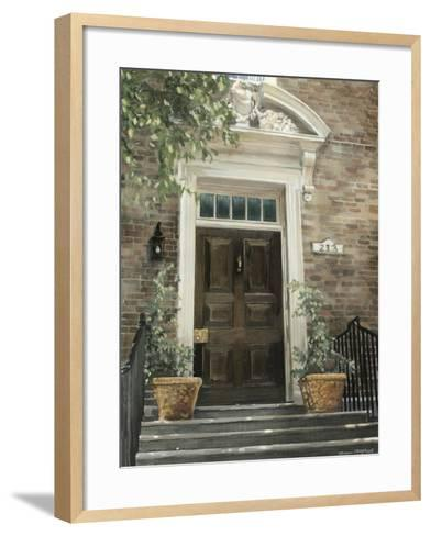 Grove Avenue-Megan Meagher-Framed Art Print