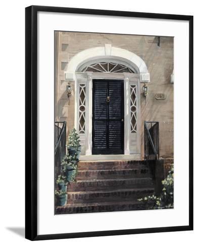 Robinson Street-Megan Meagher-Framed Art Print