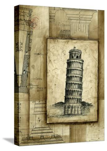 Passport to Pisa-Ethan Harper-Stretched Canvas Print
