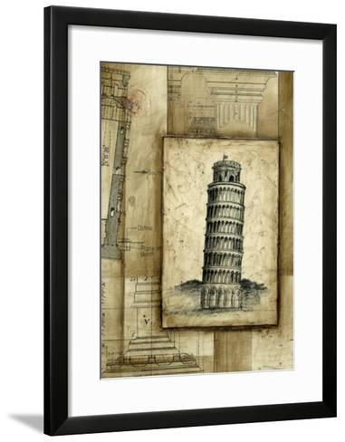 Passport to Pisa-Ethan Harper-Framed Art Print