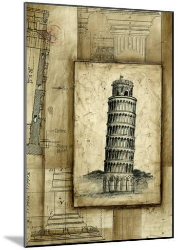 Passport to Pisa-Ethan Harper-Mounted Art Print