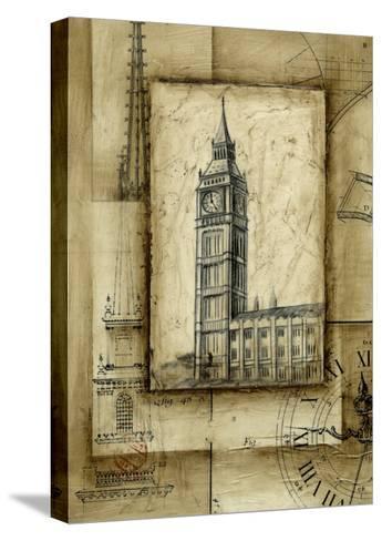 Passport to Big Ben-Ethan Harper-Stretched Canvas Print