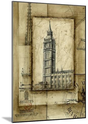 Passport to Big Ben-Ethan Harper-Mounted Art Print