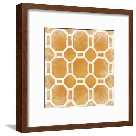 Modern Symmetry I-Chariklia Zarris-Framed Art Print