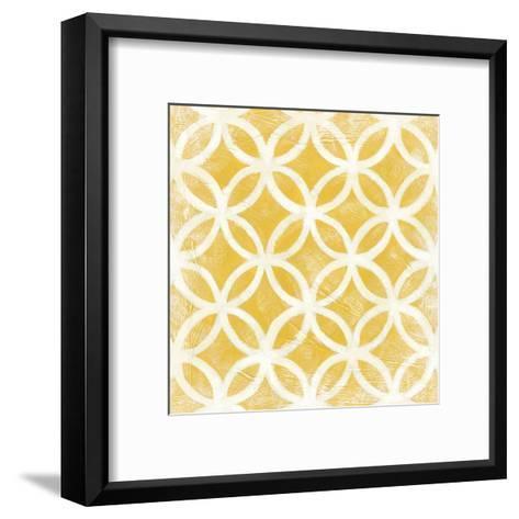 Modern Symmetry VII-Chariklia Zarris-Framed Art Print
